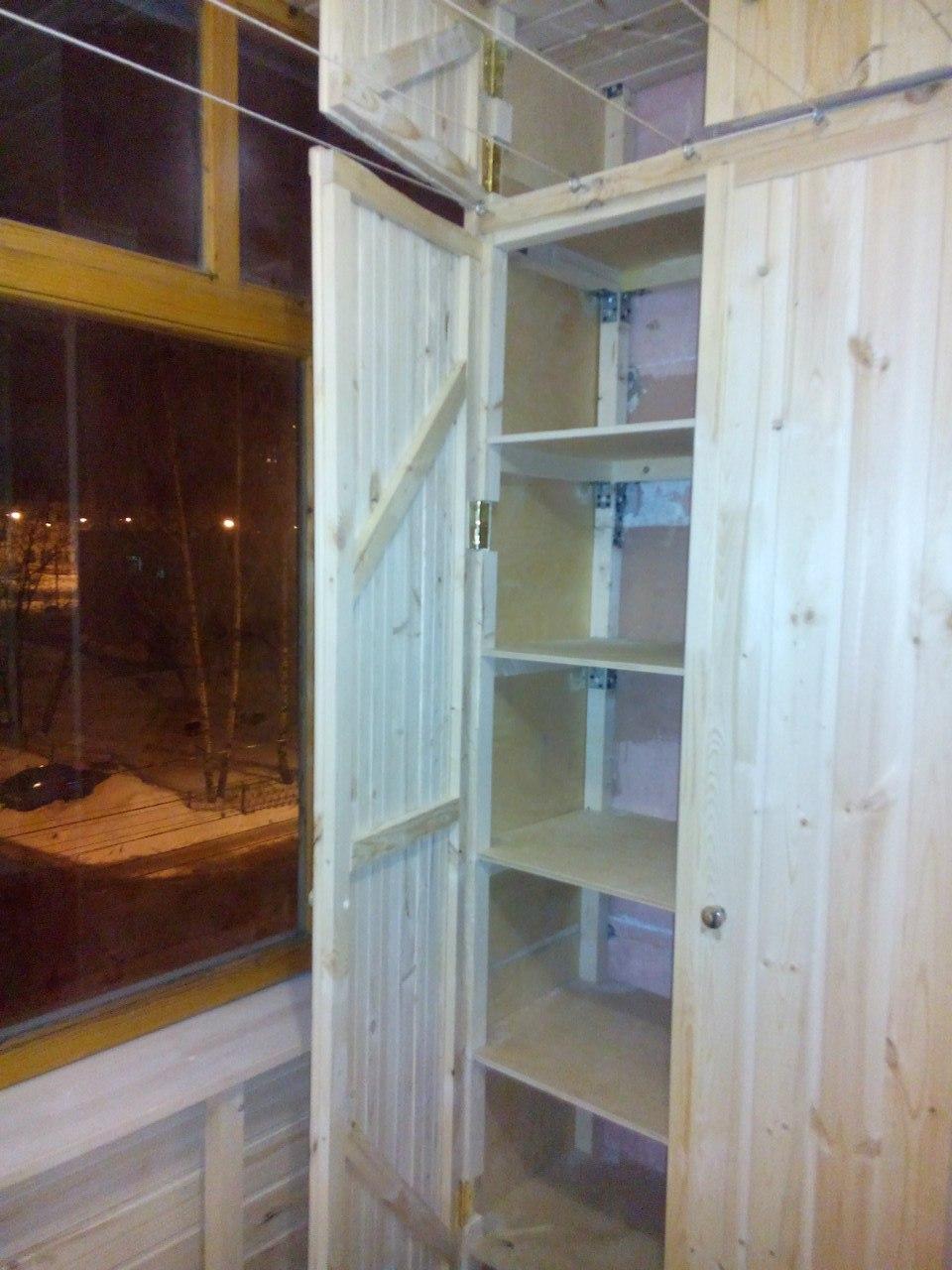 Обшивка балкона, лоджии, бани, потолка вагонкой в ижевске - .